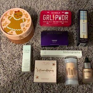 Makeup bundle NEW